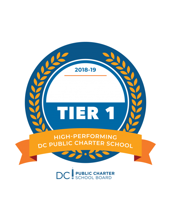 2019 Tier 1 Badge